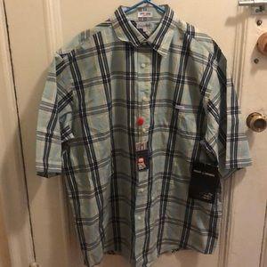 Plaid shirt (NWT)